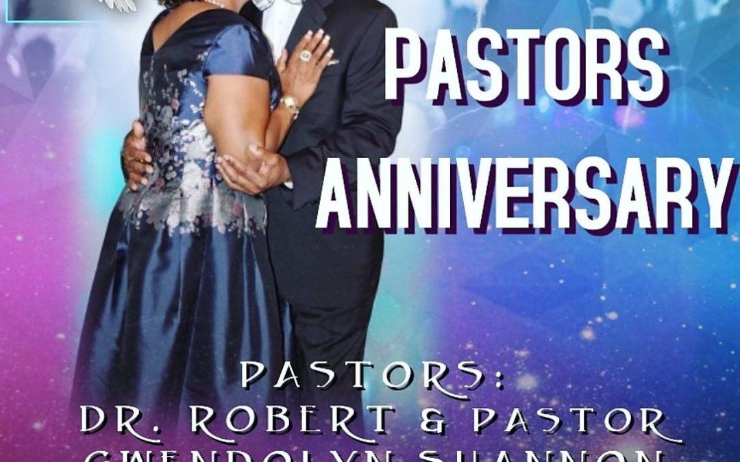 9th Pastors Anniversary